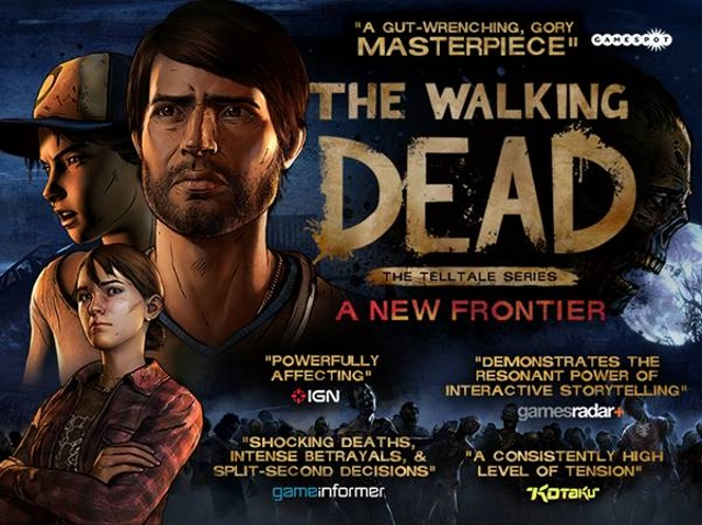 the walking dead the telltale series ba version imprimable jeux vid o info utiles. Black Bedroom Furniture Sets. Home Design Ideas