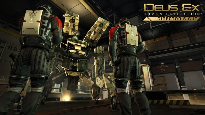 Компания Square Enix сообщила детали выхода Deus Ex: Human Revolution Direc