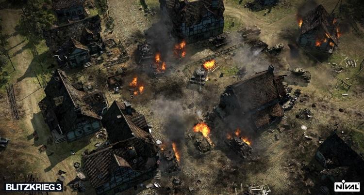 info utiles - Jeux Vidéo : Blitzkrieg 3, STR sur la