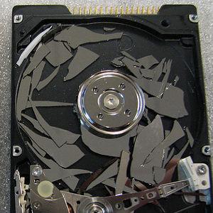 info utiles les pannes de disque dur restent la principale cause de perte de donn es info. Black Bedroom Furniture Sets. Home Design Ideas