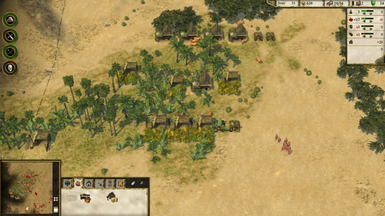 info utiles jeux vid o stronghold crusader ii le test pc page 2 2 jeux vid o articles. Black Bedroom Furniture Sets. Home Design Ideas
