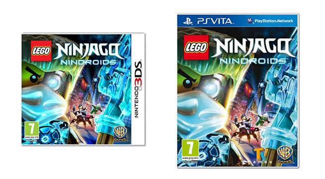 Info utiles jeux vid o lego ninjago nindroids jeux vid o articles - Jeux de lego sur jeux info ...