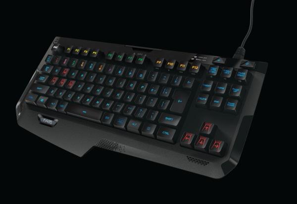info utiles logitech g le nouveau clavier de jeu m canique hardware articles. Black Bedroom Furniture Sets. Home Design Ideas