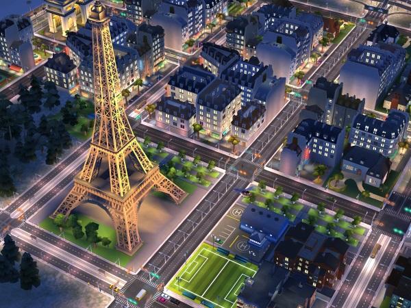 Simcity Buildit Construire Nouvelle Ville